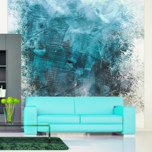 Wonder Aqua: The magical and mystical shade of the everlasting ocean that brings a sense of calm and strength to the room.