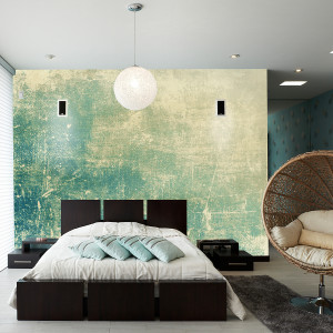 Rust Delight: Surfaces subtly tempered by the elements of nature creating a light and artistic canvas